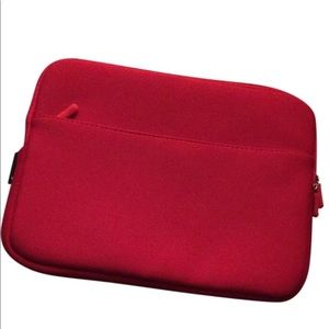 Travelocity Red Tablet Case